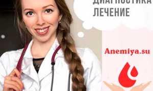 Лечение анемии у женщин ― ТОП 9 проверенных способа